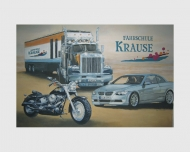 Website Krause Fahrschule