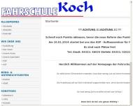 Bild Fahrschule Koch, Inh. Joachim Lorenz