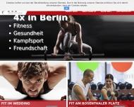 Bild Webseite Fahrschule am Kurt-Schumacher-Platz Hans-Joachim Bindig Berlin