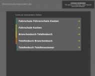 Bild Webseite Heinsohn Helmuth Fahrschule Hamburg