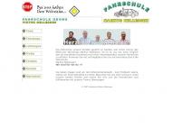 Website Fahrschule Georg