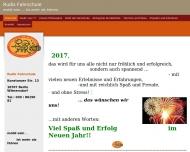 Bild Webseite Götze Lothar Fahrschule Berlin