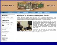 Website Fahrschule