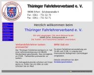 Bild Thüringer Fahrlehrerverband e.V