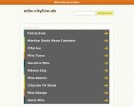 Bild Webseite MILA Fahrschule Berlin