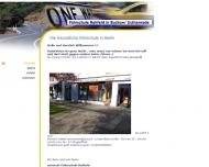 Bild Webseite Rehfeld Rene Fahrschule Berlin