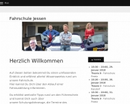 Bild Webseite Fahrschule Jessen Manfred Grell Fahrschule Postfeld