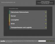Bild Webseite Keller Hans-Dieter Fahrschule Ascheberg