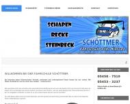 Bild Webseite Schöttmer Karlheinz Fahrschule Spelle