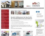 Bild AFB Fassadendämmung + Malereibetrieb GmbH