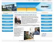 Website Fenster therma - Fensterbau