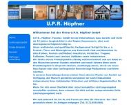 Bild U.P.R. Höpfner-Fenster-GmbH