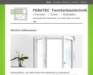 FEBATEC Fensterbautechnik GmbH aus Oelde