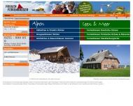 Bild Frosch Ferienhäuser und Alpiner Hüttenservice GmbH