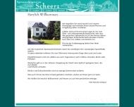 Bild Webseite  Lübben (Spreewald)
