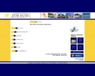 Bild Webseite  Dahme
