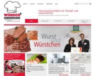 Bild Wünsch Fleischspezialitäten GmbH