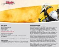 Bild Albert Mahr Feuerwehrbedarf GmbH
