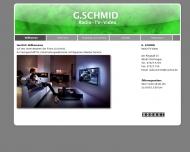 Bild Webseite Schmid Gerhard Dischingen