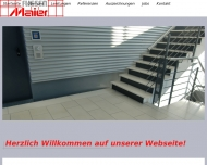 Website Fliesen Maier