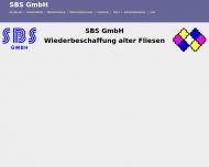 Bild SBS GmbH Wiederbeschaffung alter Fliesen