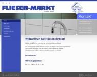 Bild FLIESEN-MARKT Richter GmbH