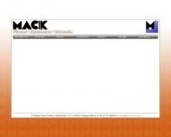 Bild Webseite Mack Giengen an der Brenz