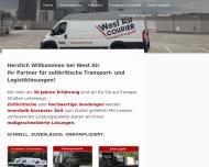 Bild WEST-AIR Service für Fluggesellschaften GmbH
