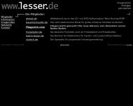 Bild Reisebüro Lesser GmbH