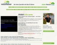 Bild Reisefieber - Reisen GmbH
