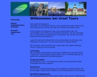 Bild Webseite Ursel Tours - Köln