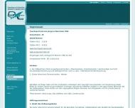Website Junge & Warncken