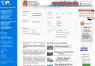 Bild Webseite Sparreisen - Reisebüro Annette Reinert Köln