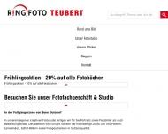 Website Foto Teubert