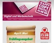 Bild Ihr Partner für Digital- und Werbetechnik in Hamburg, Copy Shop ...