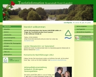 Bild Webseite Fremdenverkehrsverein Forst (Lausitz) Forst (Lausitz)