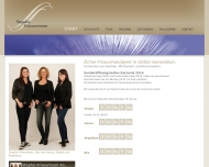 Website Stephi's Friseurteam