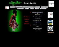 Bild Webseite Mac Hair Friseur und Käthner Berlin