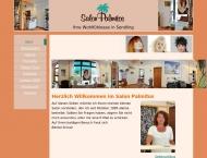 Willkommen im Salon Palmitos
