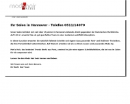 Bild Webseite Friseur mod`s hair Hannover
