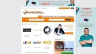 Bild Webseite Frisör Biecker`s Düsseldorf