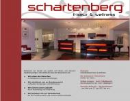 Bild Webseite Schartenberg Friseur Hannover