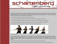 Website Schartenberg Friseur