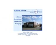 Bild Rieder Fliesen GmbH