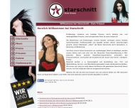 Website Frisr Starschnitt