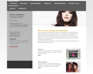 Bild Webseite Steinhauer Hair Group Hannover