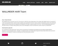 Website Wallmeier Hair