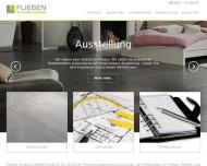 Bild Webseite Fliesen-Scheins Aachen
