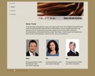 Website HAAR-FUCHS Inh. Peter Fuchs