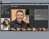 Website Haarstudio Manfred